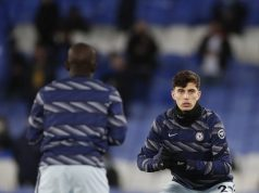 N'Golo Kante has his back on struggling Kai Havertz