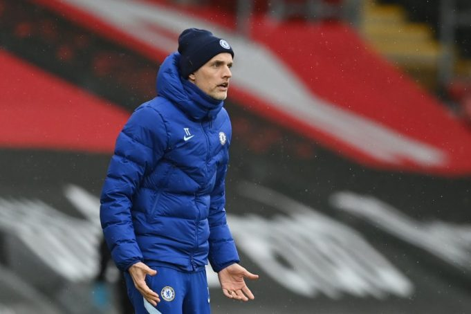 Tuchel - The players were tired