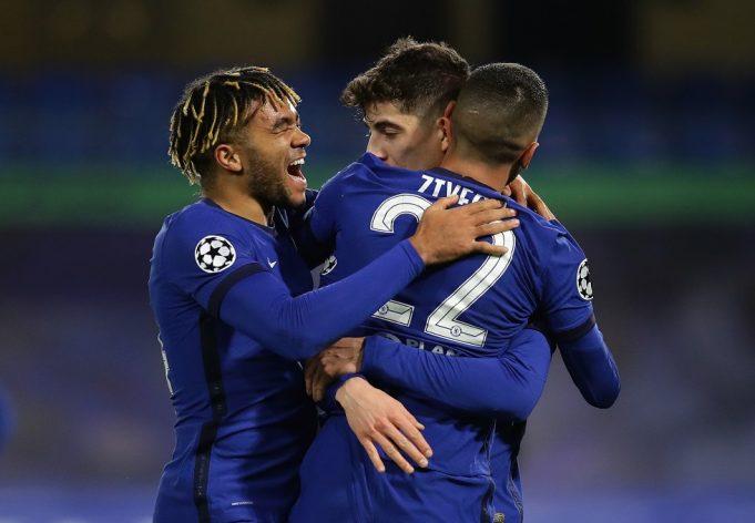 Chelsea vs FC Porto Head To Head Results & Records (H2H)