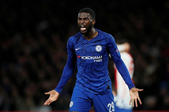 Fikayo Tomori Suprised By How Well He Has Played At AC Milan