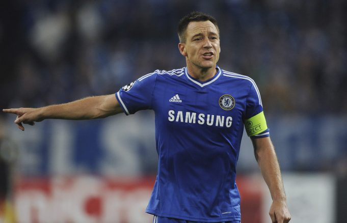 John Terry names the incredible talent wasted at Chelsea