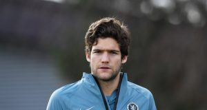 Marcos Alonso Confirms Training Ground Bust-Ups At Chelsea