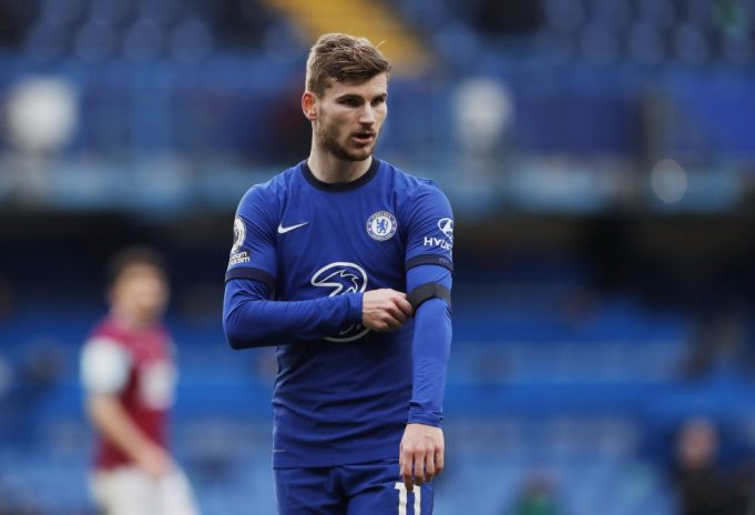Timo Werner Lamblasted For Ruining Chelsea's Champions League Campaign