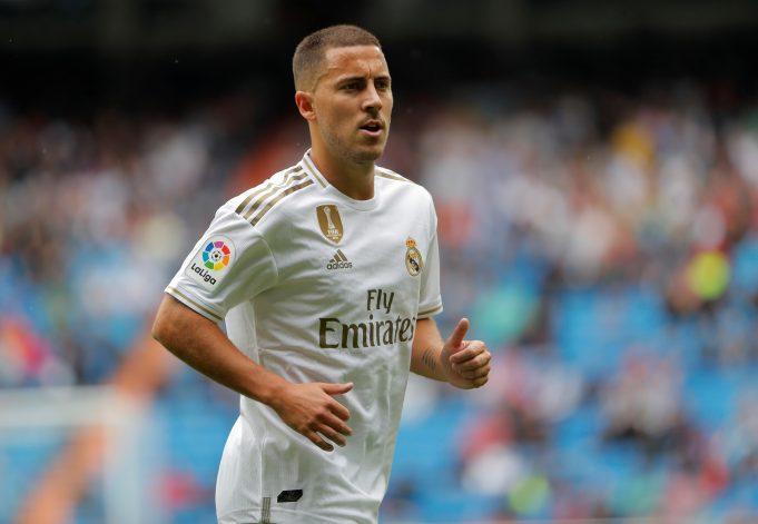 Zidane provides Eden Hazard injury update ahead of Chelsea reunion