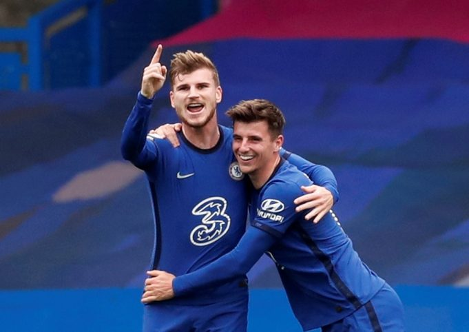 Chelsea Should Stick With Timo Werner Up Front Against Real Madrid