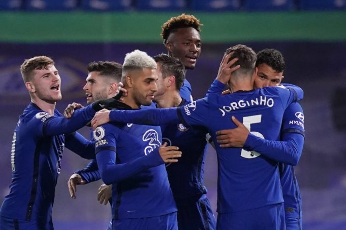 Chelsea tipped to finish above Liverpool and Man City next season