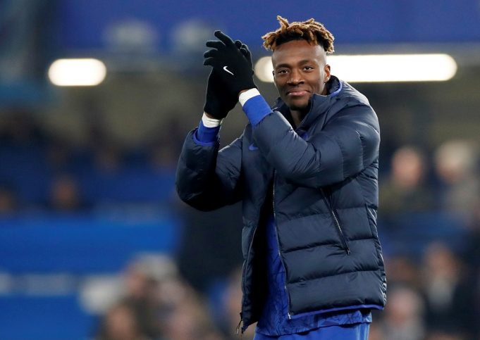 Tammy Abraham's Proposed £40m Move To Arsenal Or West Ham