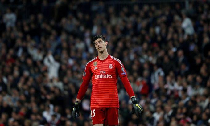 Thibaut Courtois Aims Jab At Chelsea Ahead Of Champions League Second Leg