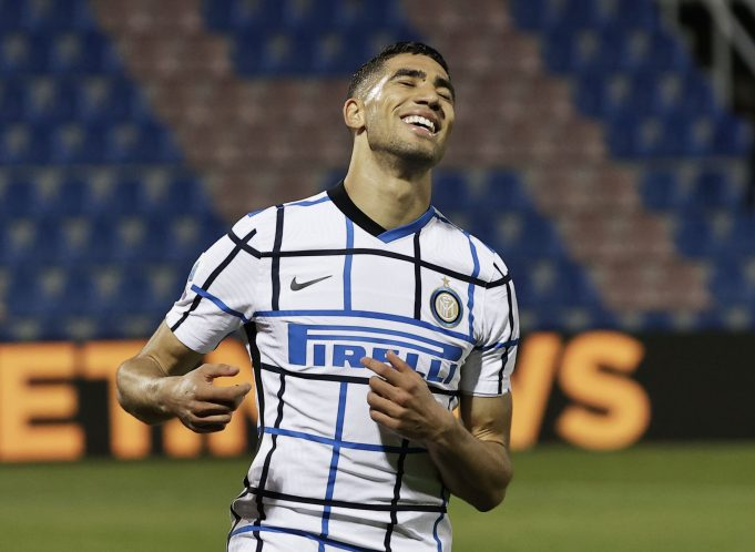Chelsea join race to sign Inter star Achraf Hakimi