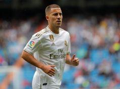 Eden Hazard responds to Chelsea return claims