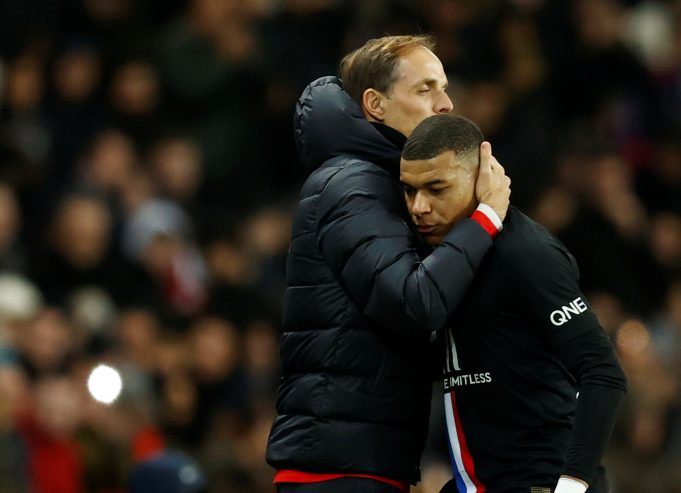 Kylian Mbappe sends message to Chelsea manage Thomas Tuchel