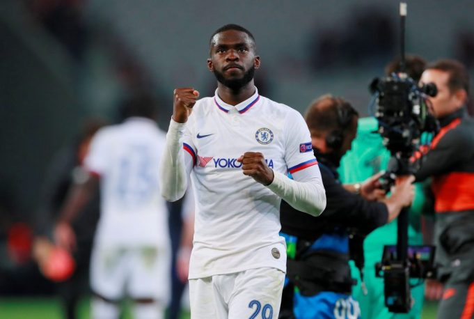 OFFICIAL: Fikayo Tomori joins AC Milan on a four-year deal