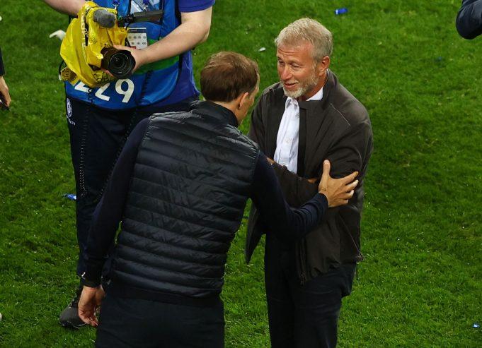 Thomas Tuchel sends transfer message to owner Roman Abramovich