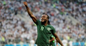 helsea's Victor Moses joins Spartak Moscow on a permanent deal