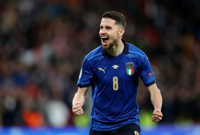 Jorginho To Consider Italy Return If New Contract Is Not Favourable
