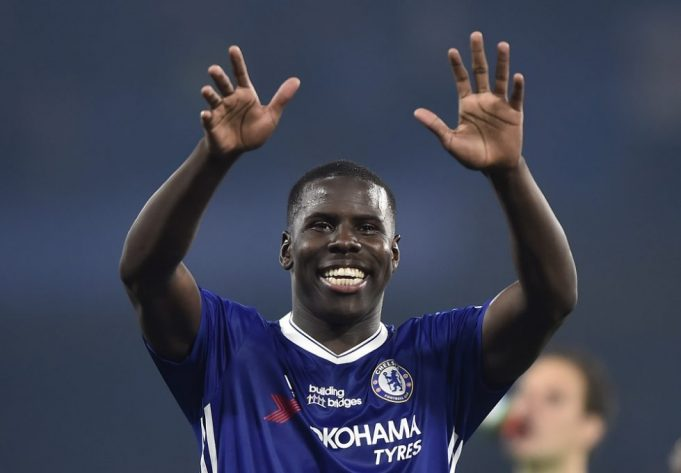 Kurt Zouma to leave Chelsea this summer to join Roma