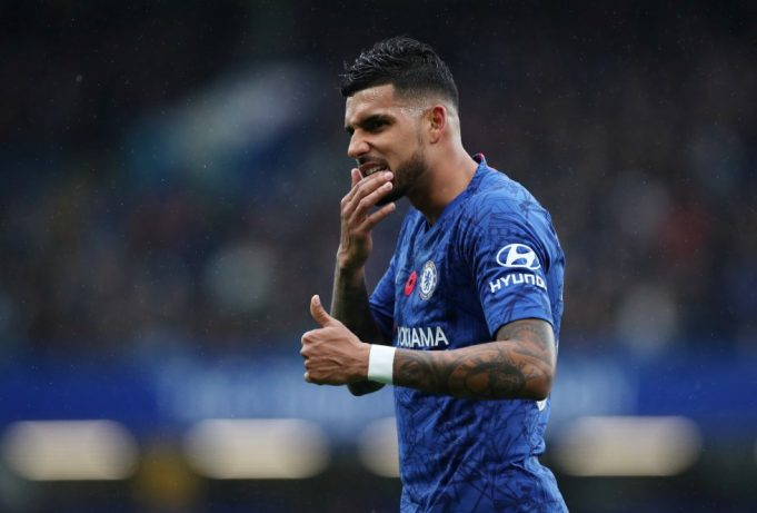 Napoli Coach Wants To Take Emerson Palmieri Off Of Chelsea's Hands