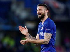 Olivier Giroud bids farewell to Chelsea ahead of AC Milan move