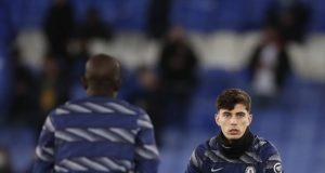 Kai Havertz warns his teammates ahead of Arsenal clash
