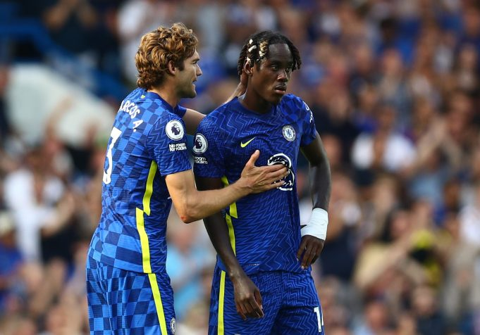 Thomas Tuchel lauded youngster Chalobah on PL debut goal