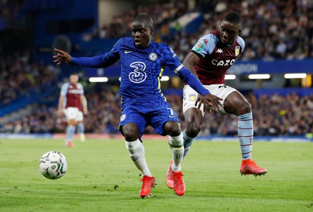 Chelsea Open to release N'Golo Kante next summer