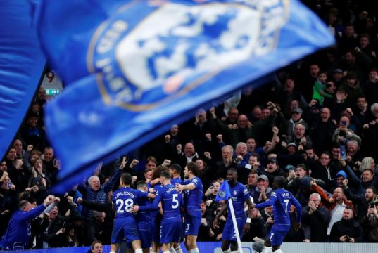 Chelsea booked with double FA charge after Liverpool draw