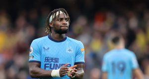 Chelsea joins Liverpool in Allan Saint-Maximin move