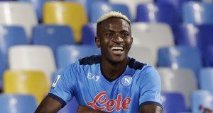 Chelsea takes interest in Napoli striker Victor Osimhen
