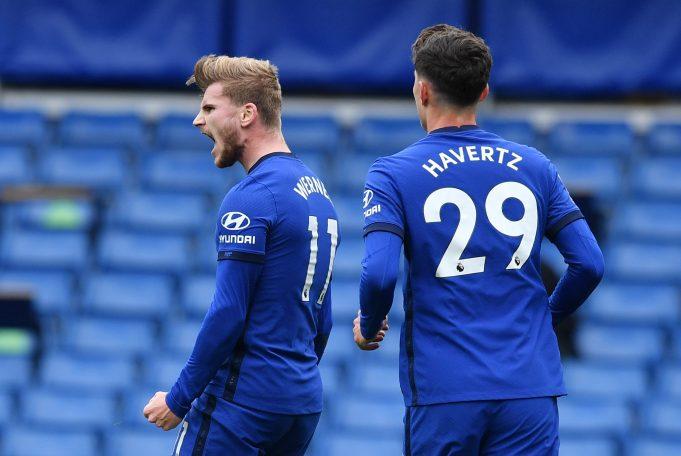 Michael Owen believes Chelsea are carrying two German workhorses