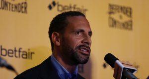 Rio Ferdinand thinks Chelsea won't win the Premier League title