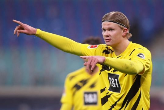 Thomas Tuchel interested in signing Haaland in January window
